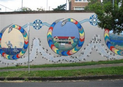 Bulimba State School - Mural