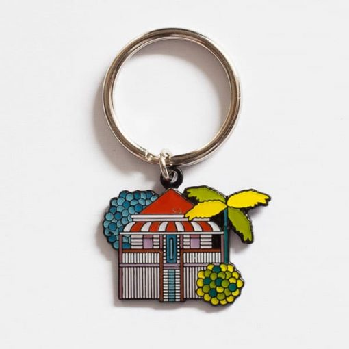 Artistic Key Ring Gift
