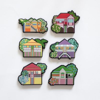 Art Magnets Set of 6