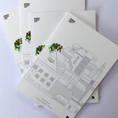 Brisbane Art Colouring Book