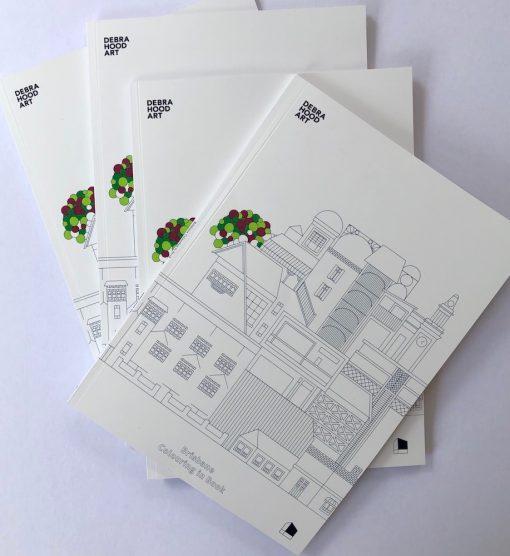 Brisbane Art Colouring Book